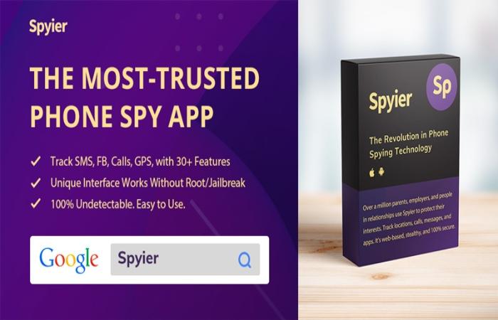 Spyier - Keylogger